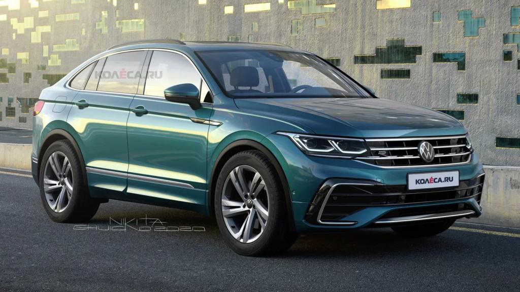2020 - [Volkswagen] Tiguan X - Page 2 Volks182