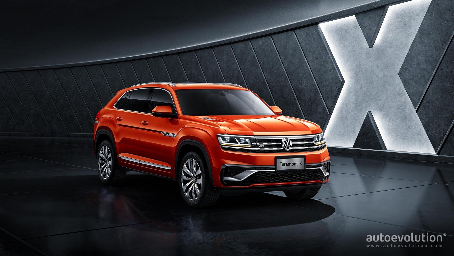 2015 - [Volkswagen] Teramont X - Page 2 Volksw34