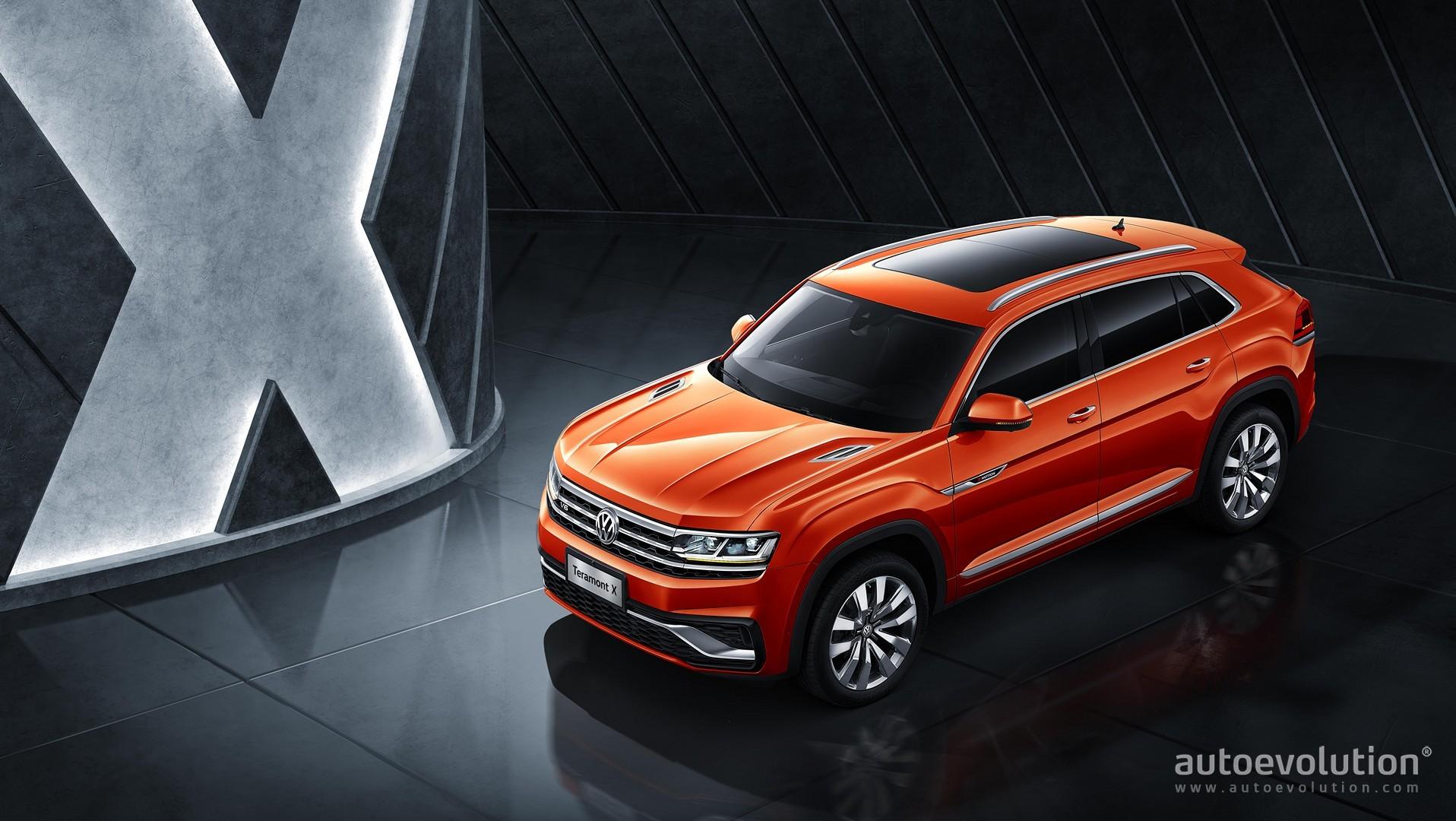 2015 - [Volkswagen] Teramont X - Page 2 Volksw37