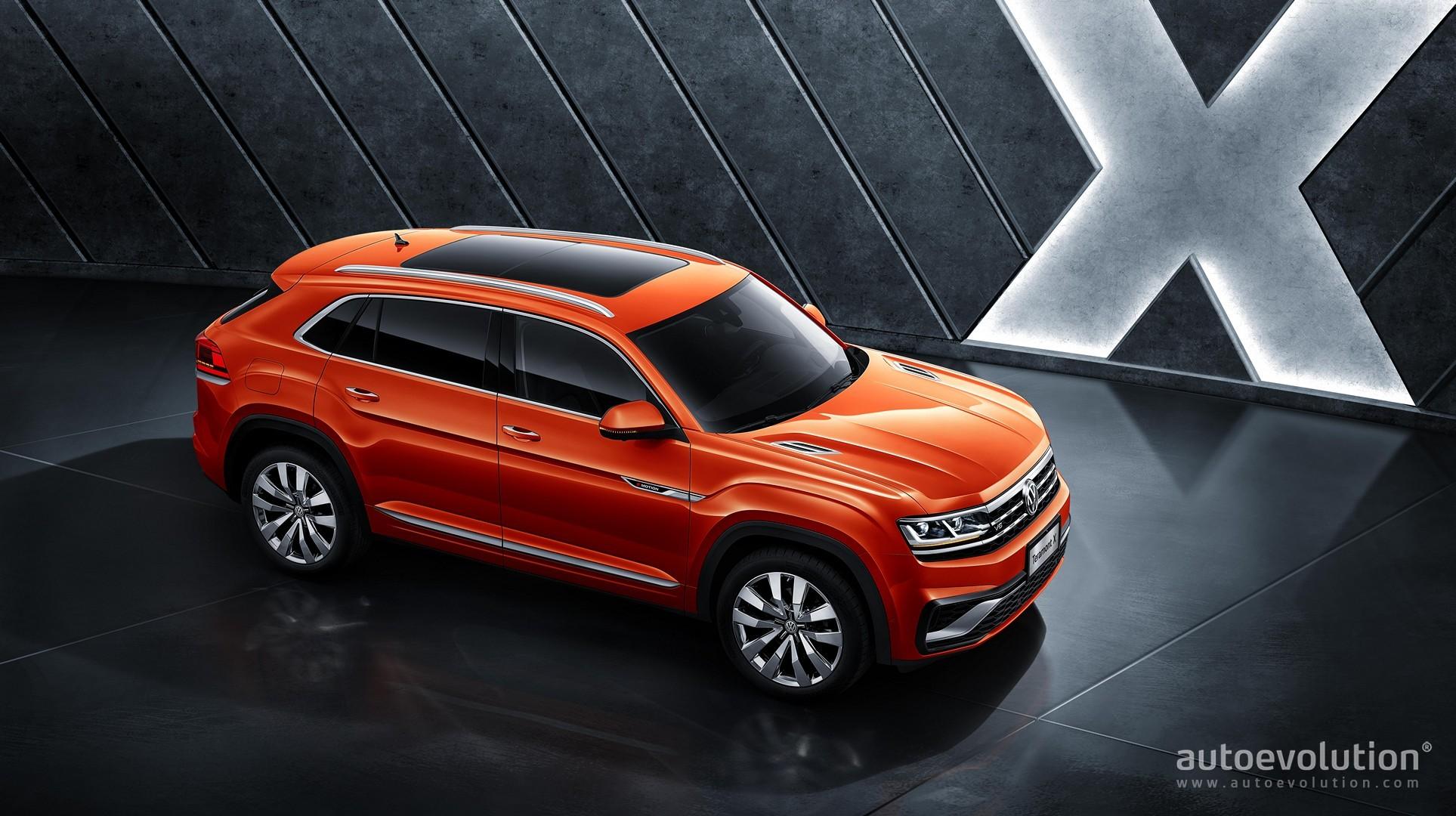 2015 - [Volkswagen] Teramont X - Page 2 Volksw39