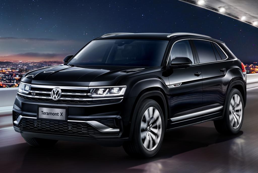2020 - [Volkswagen] Atlas Cross Sport Volksw42
