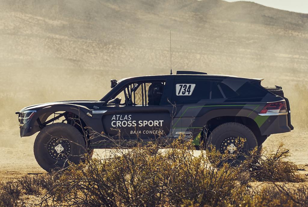 2020 - [Volkswagen] Atlas Cross Sport - Page 2 Volksw52
