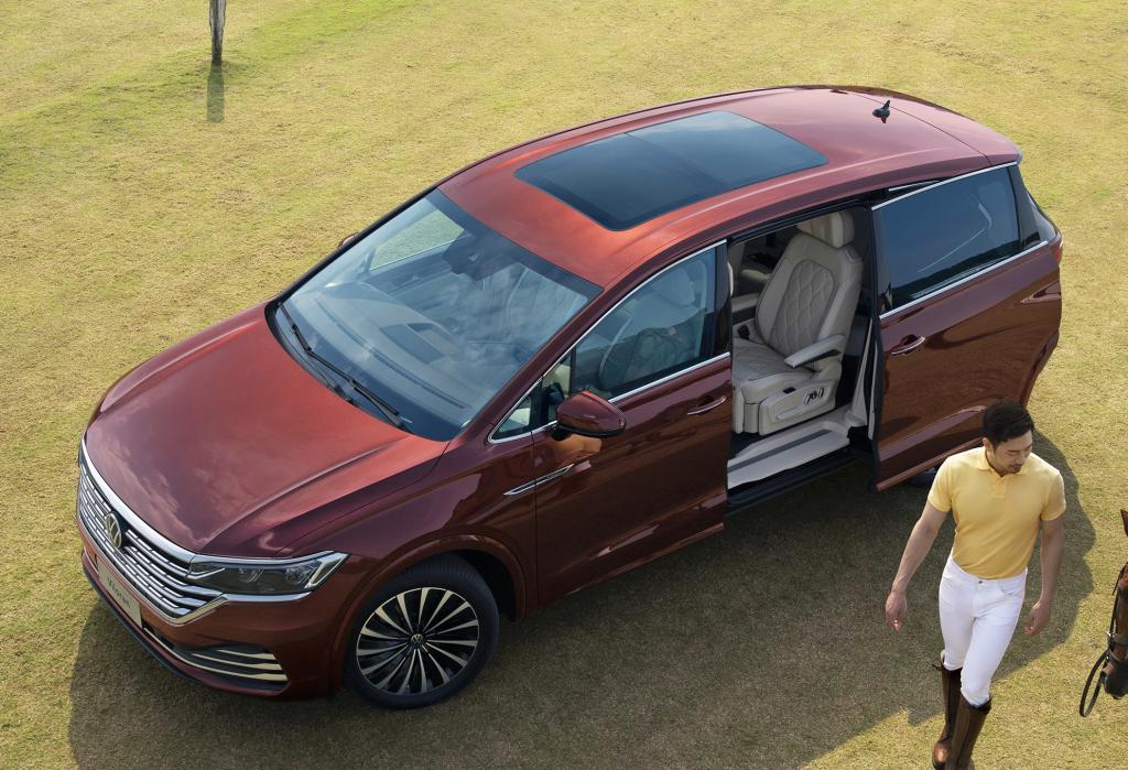 2020 - [Volkswagen] Viloran (Sharan III) - Page 4 Volksw99