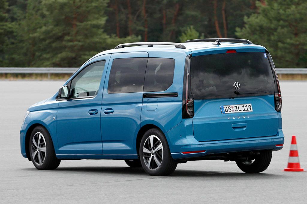 2020 - [Volkswagen] Caddy V - Page 5 Vw-cad17