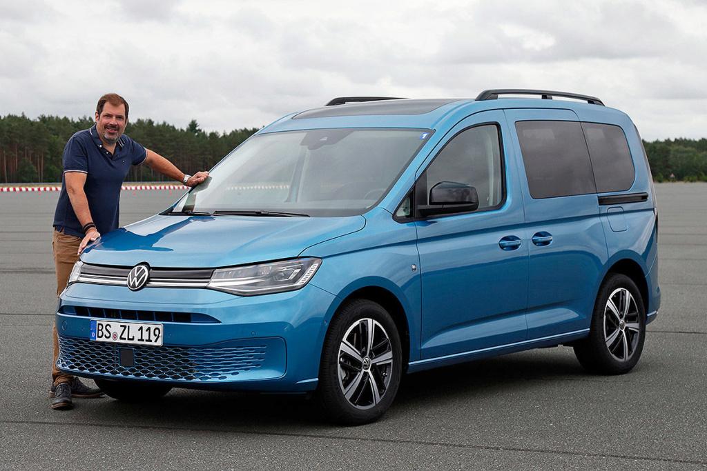 2020 - [Volkswagen] Caddy V - Page 5 Vw-cad20