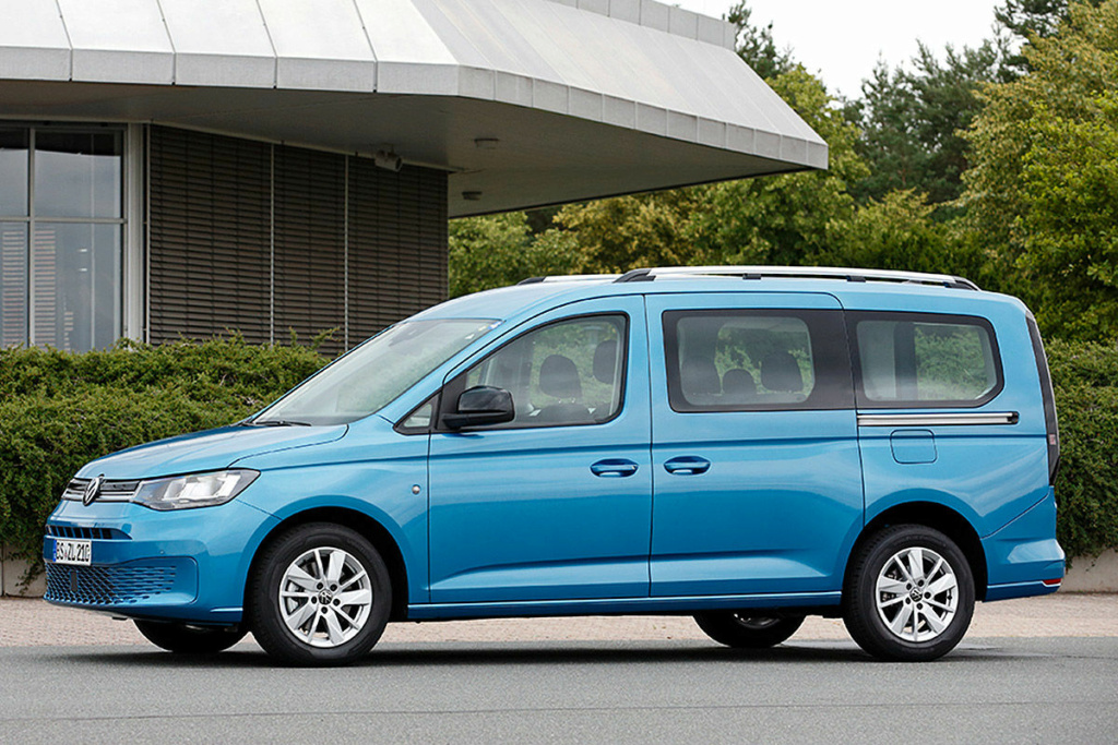 2020 - [Volkswagen] Caddy V - Page 5 Vw-cad21