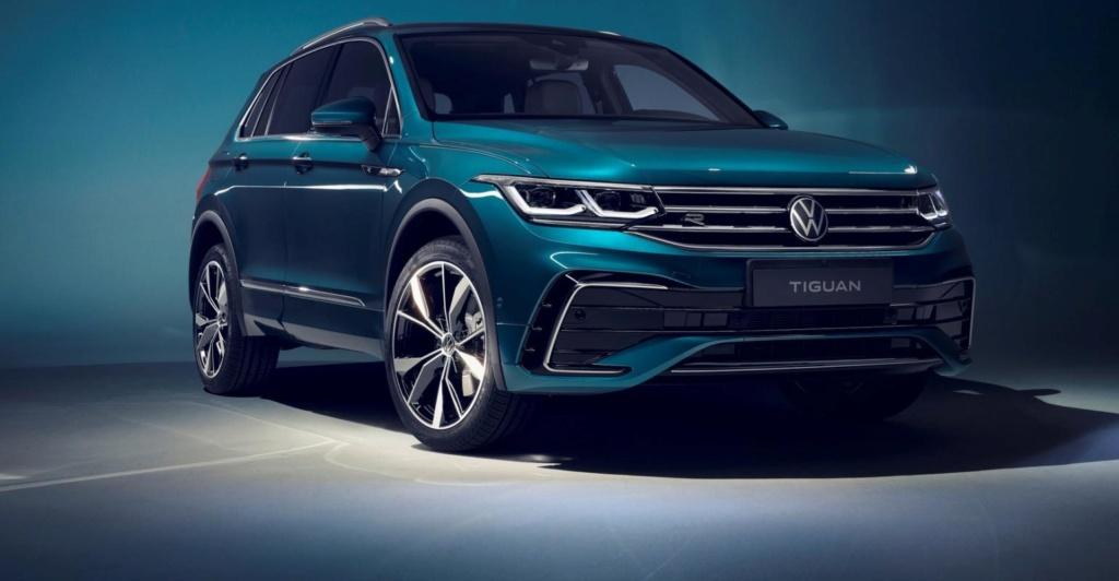 2020 - [Volkswagen] Tiguan II restylé  - Page 3 Vw20ti10