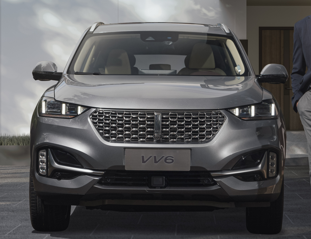 [Actualité] Groupe Great Wall Motors - Page 2 Wey_vv11
