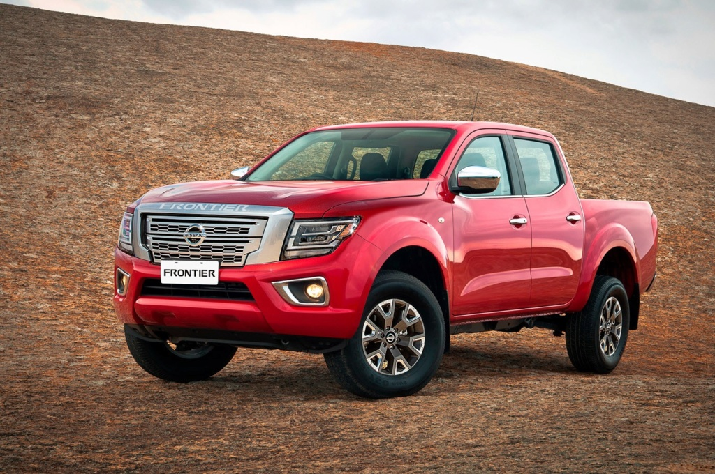 2021 - [Nissan] Frontier  Would-10