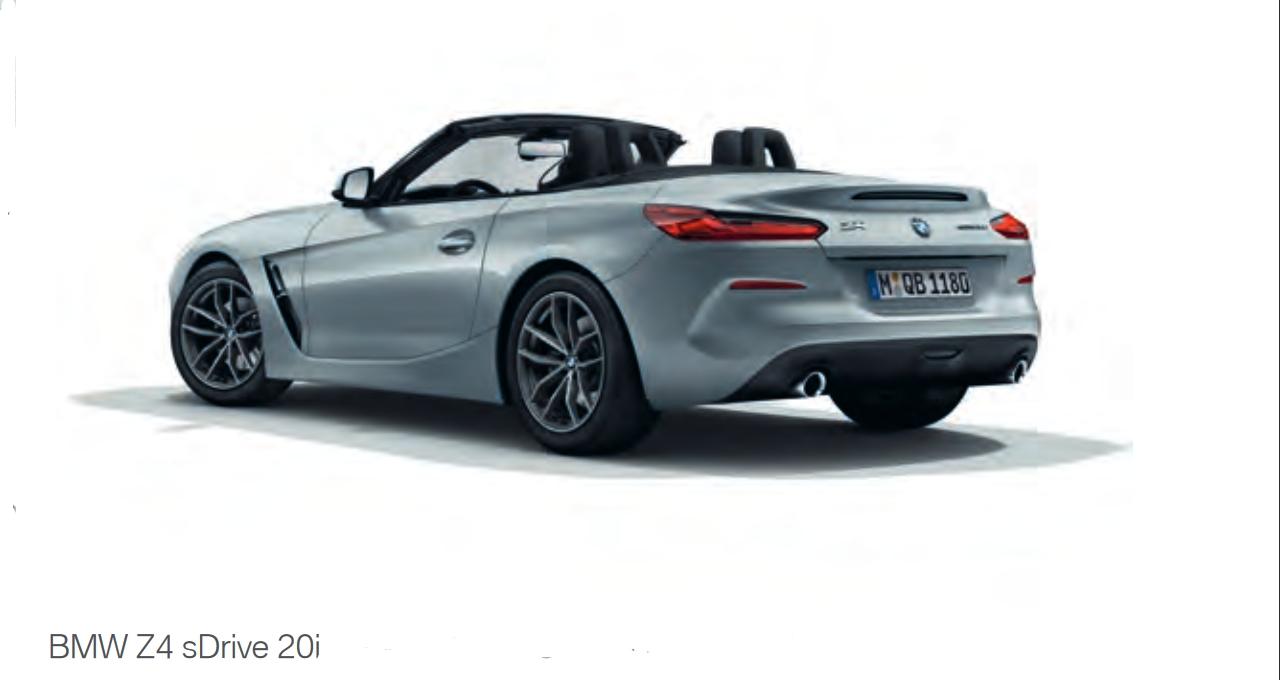 2018 - [BMW] Z4 (G29) - Page 12 Z410