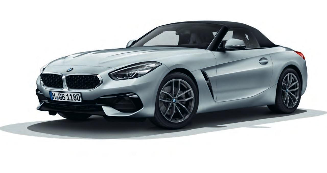 2018 - [BMW] Z4 (G29) - Page 12 Z411