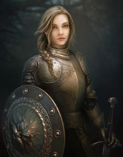 NPCs [Aliados e Inimigo] Sarah10
