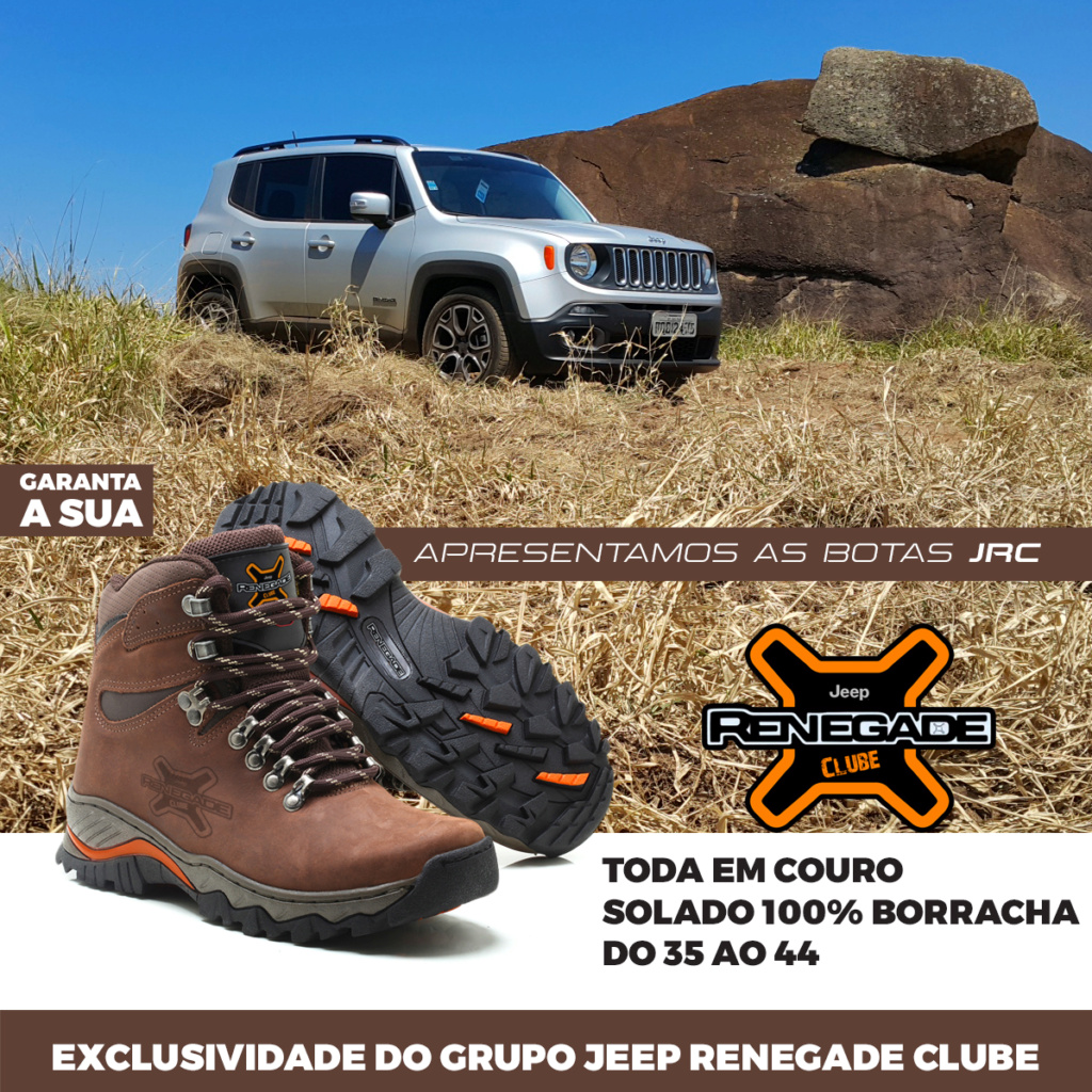 Botas Jeep Renegade Clube Bota_a11