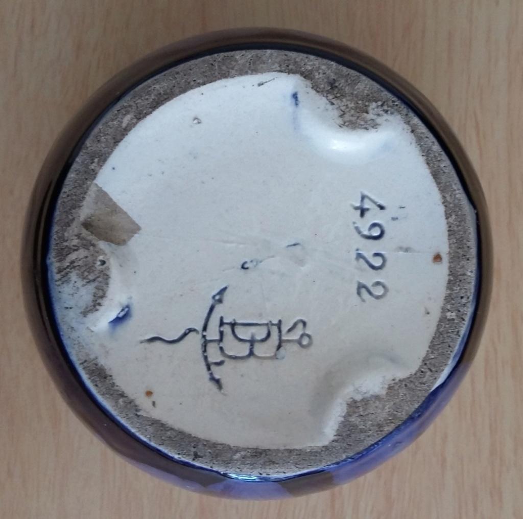 lidded pot -  De Bruyn Fives Lille (France) 20180914