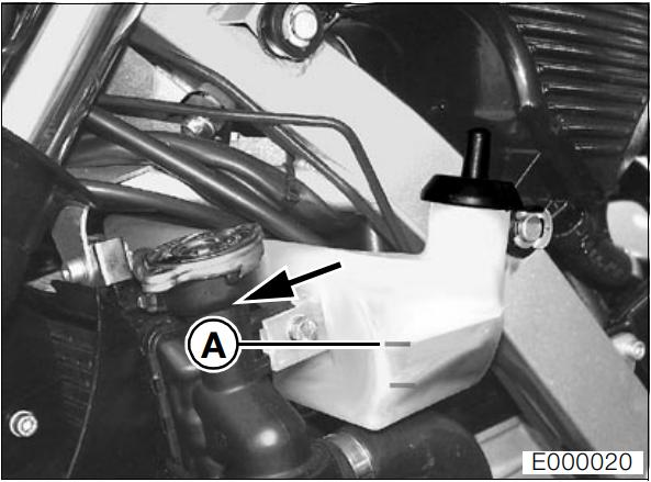 Surchauffe moteur F 650 GS et vérifications Captu170