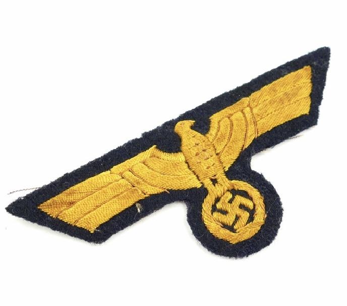 Aigle de poitrine Kriegsmarine 10354210