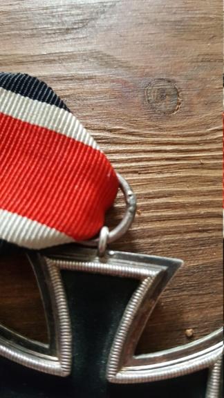 Croix de fer, insigne des blessés argent et insigne d'infanterie 20190321