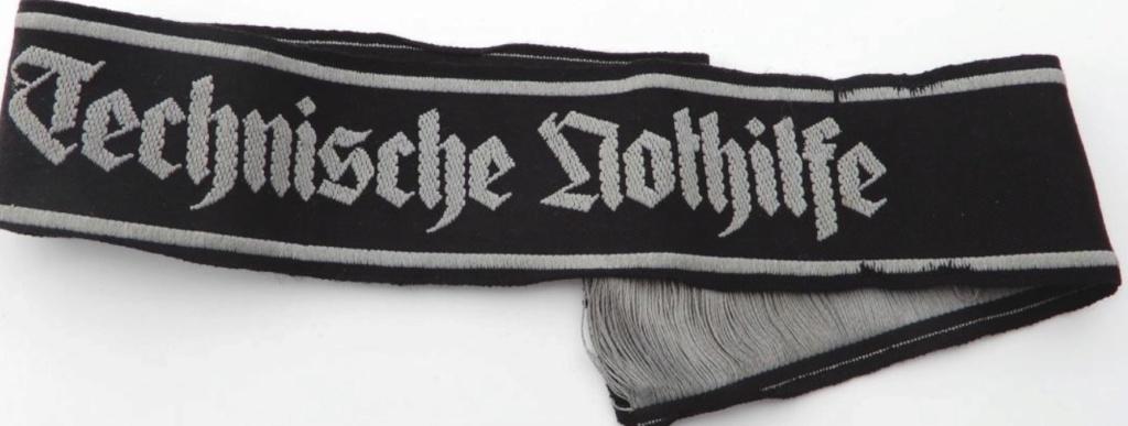 Insigne / Bande bras - Allemagne III reich 2ff11e10