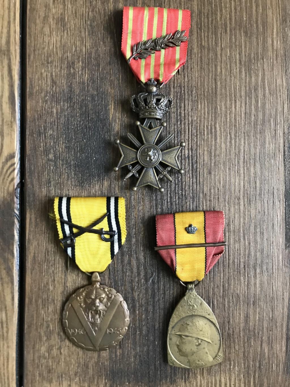 Médailles belge 40f22810