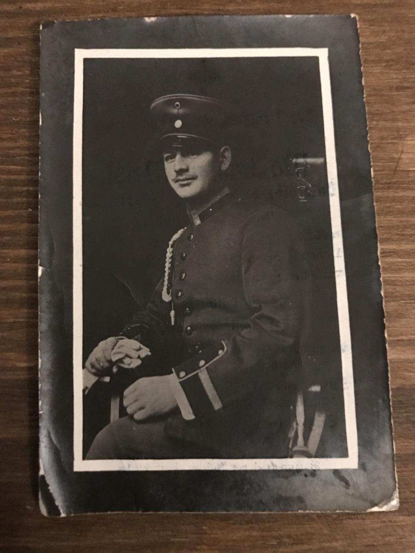 Avis de décès soldat allemand 14-18  - Page 2 4a246b10
