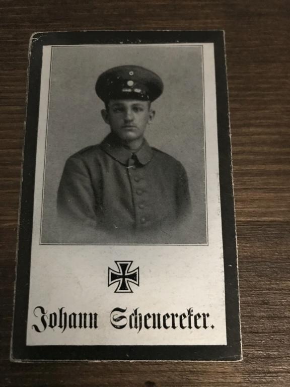 Avis de décès soldat allemand 14-18  - Page 2 55a92e10