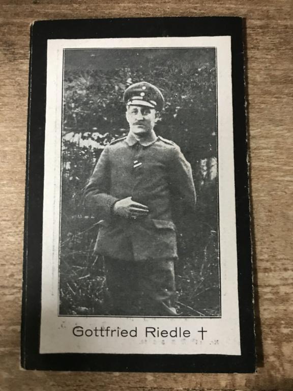 Avis de décès soldat allemand 14-18  - Page 2 8a074a10