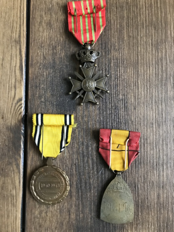Médailles belge B5381410