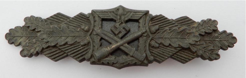 Nahkampfspange bronze Captur14