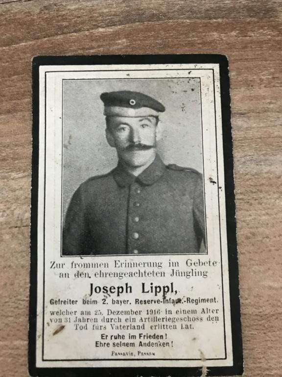 Avis de décès soldat allemand 14-18  - Page 2 F4823d10