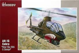 "AH-1G Cobra ""Over the USA & Europe"" Special Hobby - SH72278 - 1:72 Boxart11"