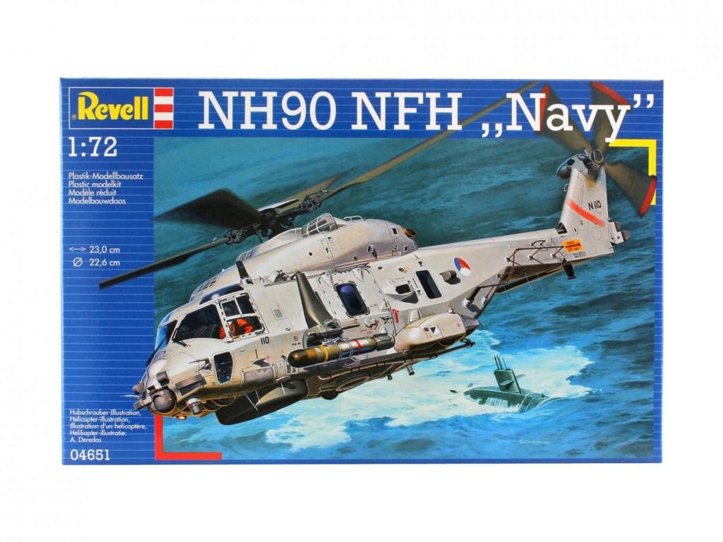 [REVELL] NH90 NFH 1/72 Boxart15