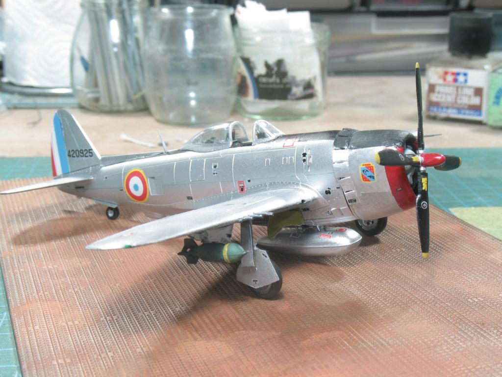 Revell 1/72 Republic P-47D-30 Thunderbolt 04155  Img_2923