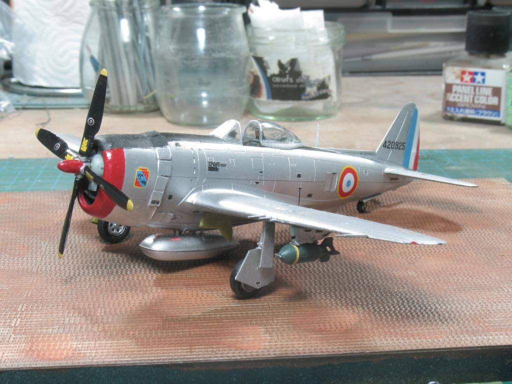 Revell 1/72 Republic P-47D-30 Thunderbolt 04155  Img_2924