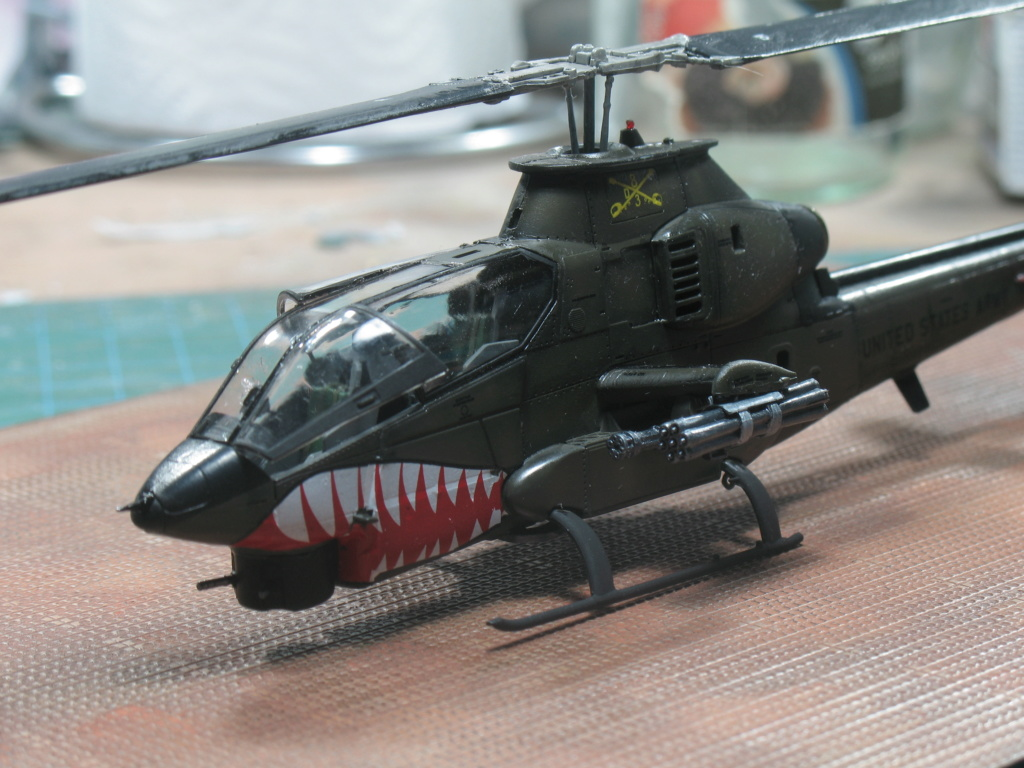 "AH-1G Cobra ""Over the USA & Europe"" Special Hobby - SH72278 - 1:72 Img_3015"