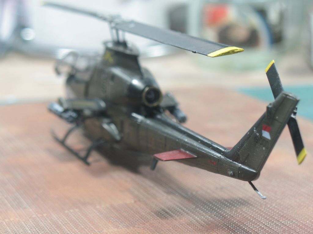 "AH-1G Cobra ""Over the USA & Europe"" Special Hobby - SH72278 - 1:72 Img_3016"