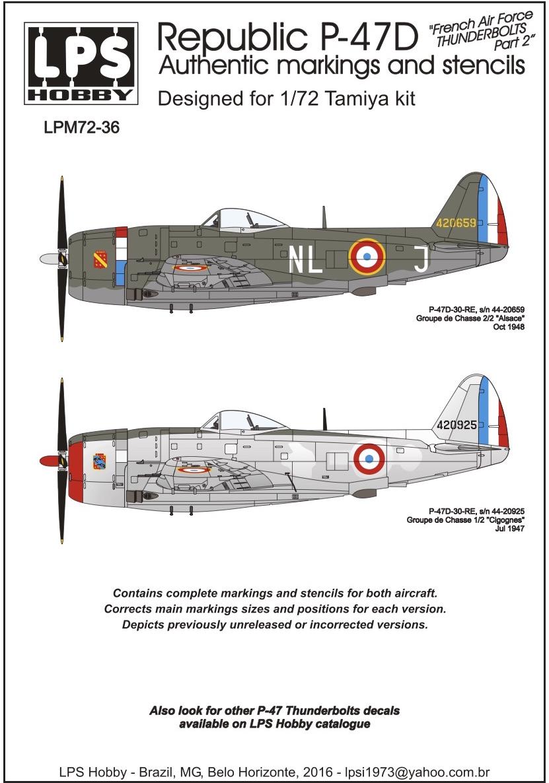 Revell 1/72 Republic P-47D-30 Thunderbolt 04155  Lpm72310
