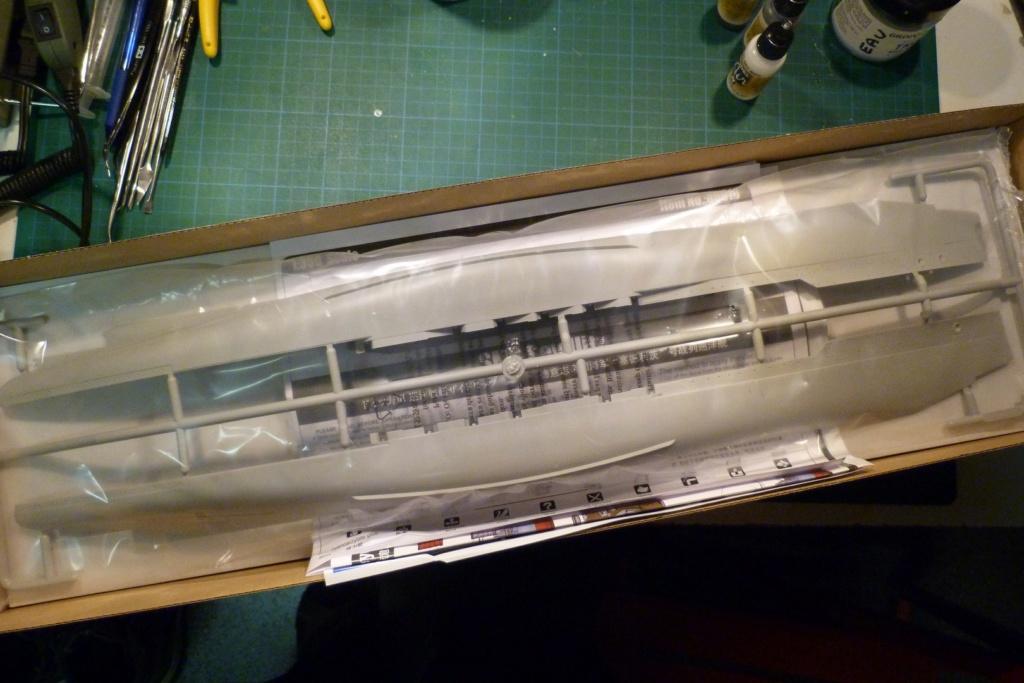 Grosser kreuzer Seydlitz Hobby Boss 1/350 P1020917