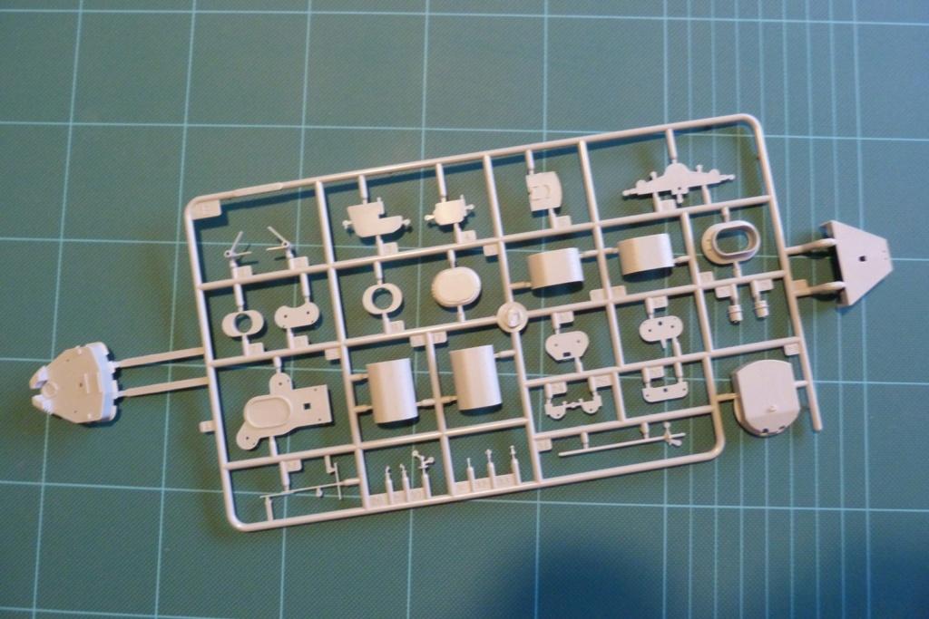 Grosser kreuzer Seydlitz Hobby Boss 1/350 P1030017
