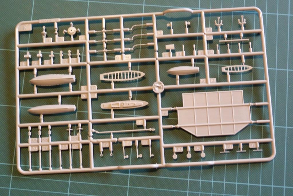 Grosser kreuzer Seydlitz Hobby Boss 1/350 P1030029