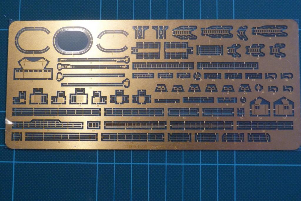 Grosser kreuzer Seydlitz Hobby Boss 1/350 P1030035