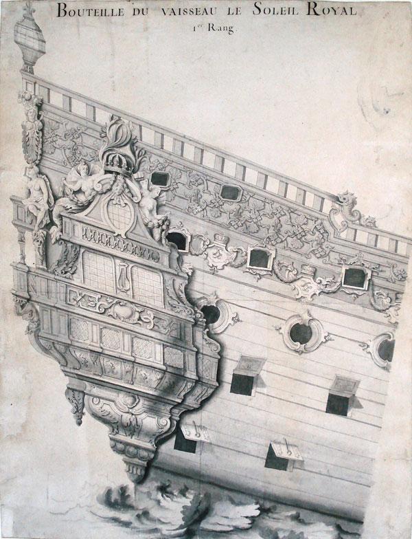 Soleil Royal - 1/70ème - Altaya/Model Space - Page 6 Sr_ber11