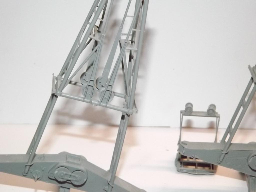 Atelier divisionnaire Normandie - Takom 1/35 Montag11