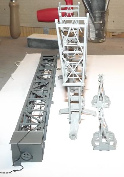 Atelier divisionnaire Normandie - Takom 1/35 Montag13