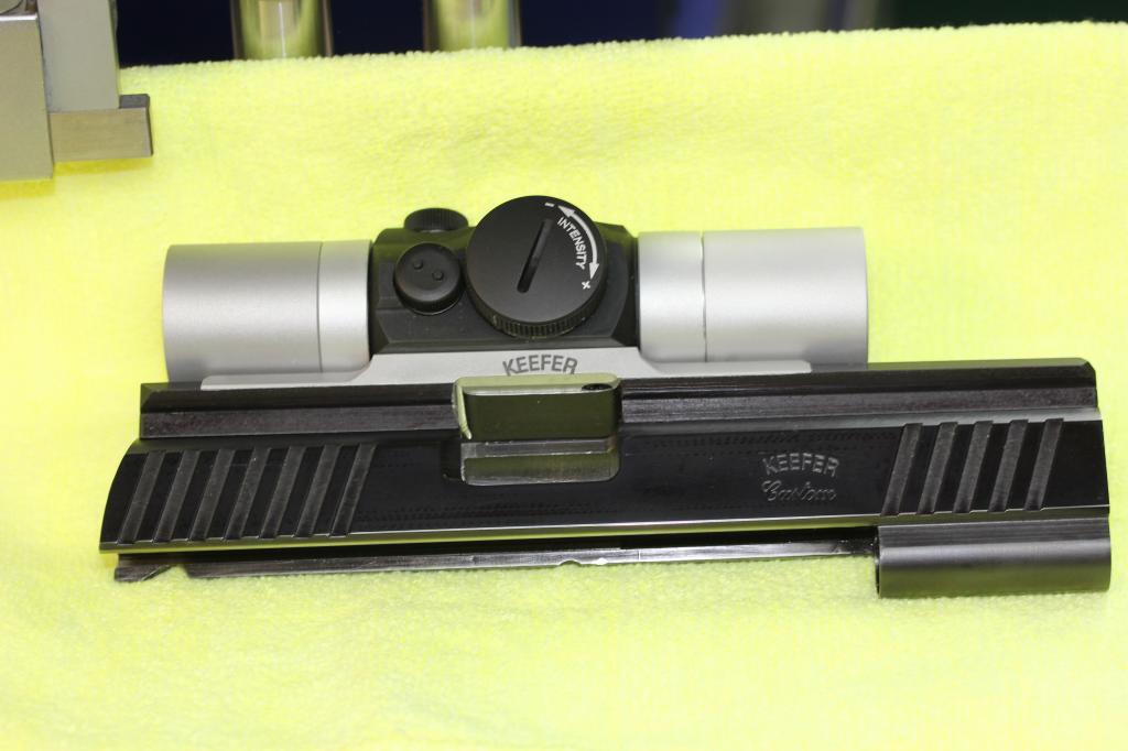 1911ultra  low slidemount for Aimpoint  H1  by Jerry  Keefer   Keefer10