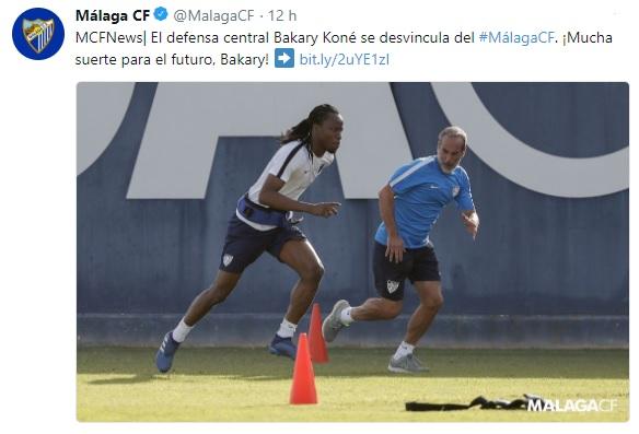 Altas y Bajas confirmadas Liga 1.2.3 Temporada 2018-2019 - Página 2 Bakary10