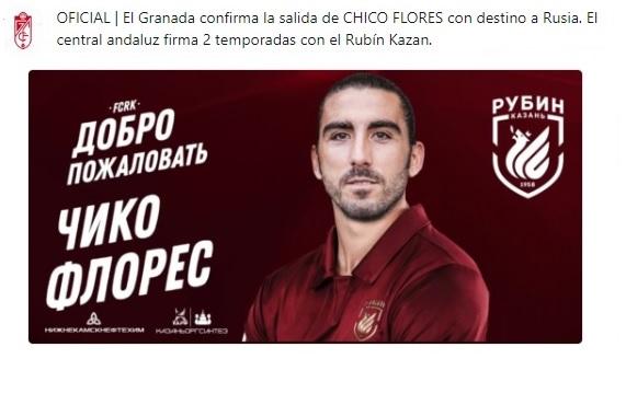 Altas y Bajas confirmadas Liga 1.2.3 Temporada 2018-2019 Chico10