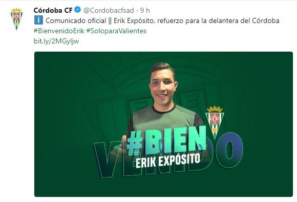 Altas y Bajas confirmadas Liga 1.2.3 Temporada 2018-2019 - Página 3 Erik_e10
