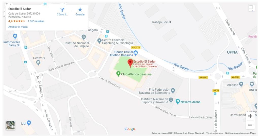 [J20] C.A. Osasuna - Cádiz C.F. - Domingo 06/01/2019 18:00 h. #OsasunaCádiz Estadi11