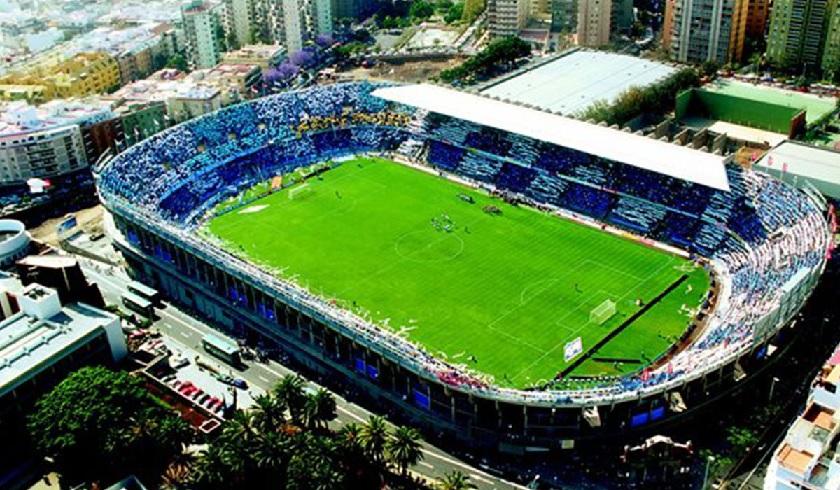 [J16] C.D. Tenerife - Cádiz C.F. - Domingo 17/11/2019 21:00 h. #TenerifeCádiz Estadi12
