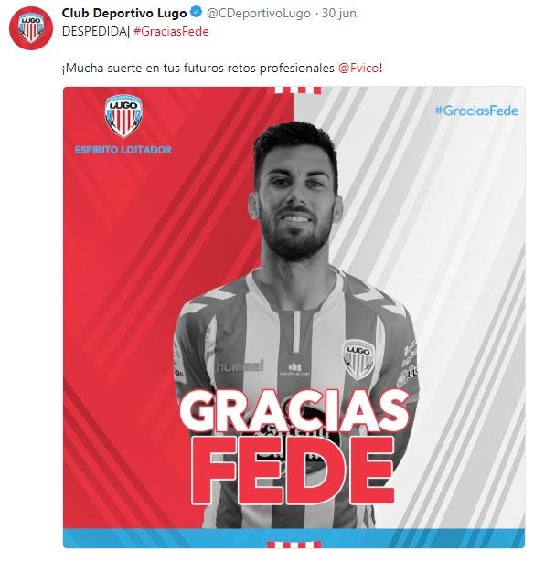 Altas y Bajas confirmadas Liga 1.2.3 Temporada 2018-2019 Fede_v10